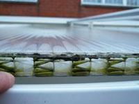 Ленты для герметизации торцов сотового поликарбоната - AntiDUST