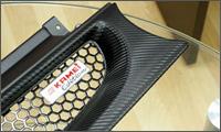 Oracal 975, винил, имитирующий карбон, Оракал