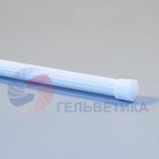 Тонкий пластиковый баннерный зажимной профиль