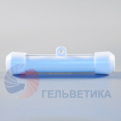 Пластиковый баннерный зажимной профиль