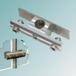 Glass-Holder, тросовые системы, системы для крепления стекла