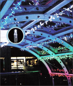 уличная гирлянда, LED-гирлянда, влагозащищенная гирлянда