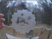 Cristal, матирующая паста