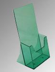 Объемный карман зеленый настольный
