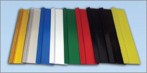 ТРИМ-профиль (TRIM), Элькамет (Elkamet), пластиковый стреловидный профиль, для изготовления объемных букв