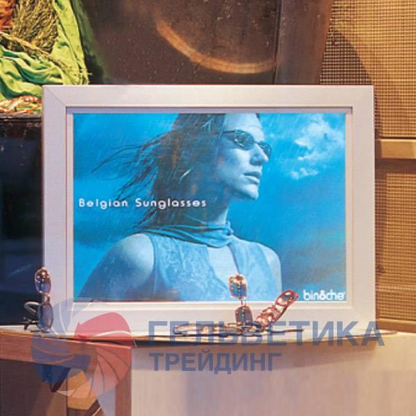 Литое стекло CAST Lumina для торцевой подсветки (Бельгия)