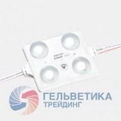 NOVA 4SMD 2835 с линзой